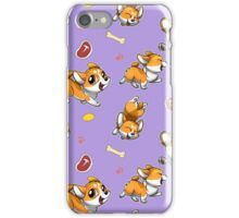 Too Many Ichabods - Puprle iPhone Case/Skin