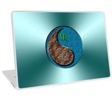 Virgo & Snake Yin Water Laptop Skin