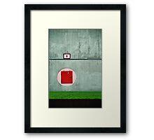 | B | Framed Print