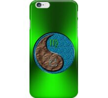 Virgo & Snake Yin Water iPhone Case/Skin