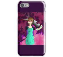 Cresent scythe iPhone Case/Skin