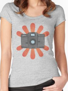 LC-A Women's Fitted Scoop T-Shirt