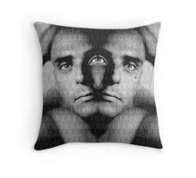 Demolition Man Throw Pillow
