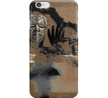 raven shaman iPhone Case/Skin