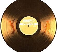 Uptown Funk LP by Jeroen909
