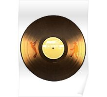 Uptown Funk LP Poster