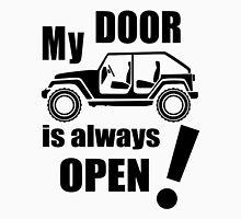 My Door Is Always Open Unisex T-Shirt