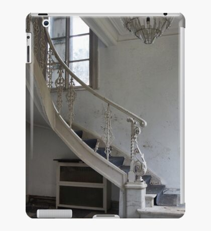 steps of history  iPad Case/Skin