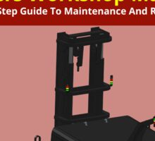 Workshop Manual - Large Dual Tine CB AGV - Colour Sticker