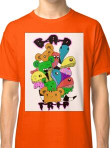 Doodling on a Bad Trip Classic T-Shirt
