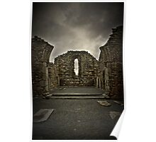 Glendalough Cathedral Poster