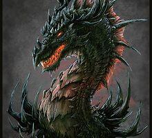 Regal Dragon - full colour by drakhenliche