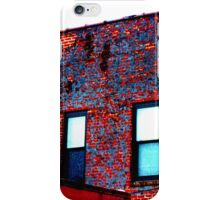 Red, White and Blue Building iPhone Case/Skin