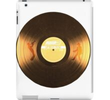Uptown Funk LP iPad Case/Skin
