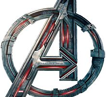 The Avengers-Age of Ultron Logo by Morgan Green