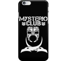 Mysterio Club - Rey Mysterio T - Shirt iPhone Case/Skin