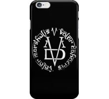 Valar Morghulis 1 iPhone Case/Skin