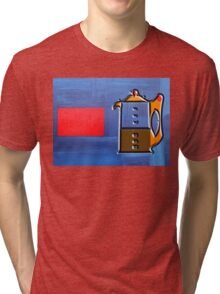 HOT COFFEE Tri-blend T-Shirt