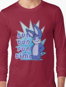 Bun Bun Fun Time! Long Sleeve T-Shirt