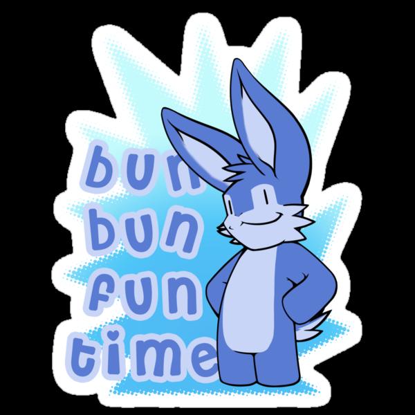 Bun Bun Fun Time! by Shiuk