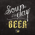Soup of the Day by Stefan Große Halbuer