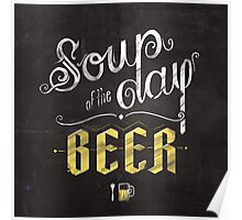 Soup of the Day Poster