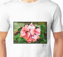 The Rhododendron in full bloom.  Unisex T-Shirt