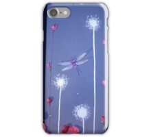 Dragonflies In The Mist iPhone Case/Skin