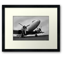 Flightfull Past Framed Print