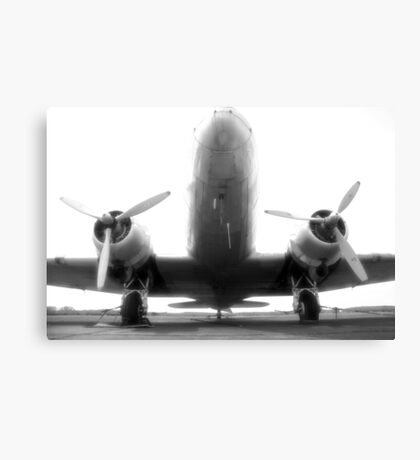 Nose Held High Canvas Print