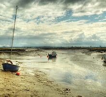 Three Little Boats by Sarah Couzens