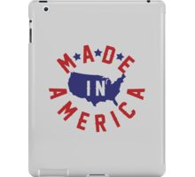 Made in USA iPad Case/Skin