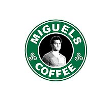 Miguels Coffee by isilygoodart