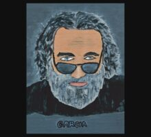 Jerry Garcia by Carol Megivern