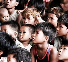 Khmer Kids by Kate Harrison