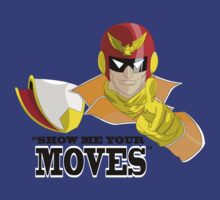 Captain Falcon Needs You by Dalyz