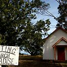 Uniting Church, Paradise by Bronwen Hyde