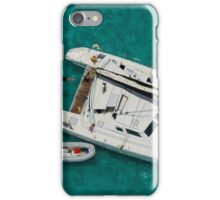 Taking The Plunge iPhone Case/Skin