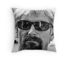 Surf's Up Dude! Throw Pillow