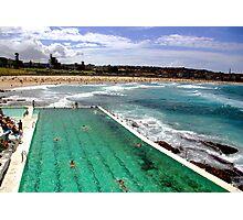 Bondi Beach, Sydney. Photographic Print
