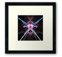'Simple Love, So Complicated...' Framed Print