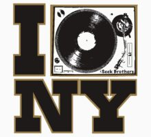I DJ New York  by SeekBrothers