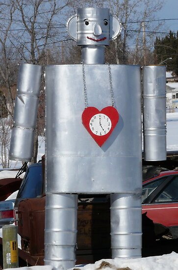 Love Sask.'s Tin Man by MaeBelle