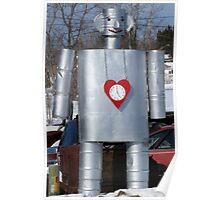Love Sask.'s Tin Man Poster
