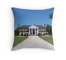 Boone Hall Throw Pillow