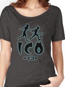 Ico & Yorda Women's Relaxed Fit T-Shirt