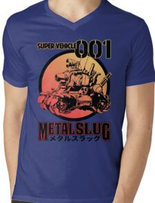 Super Vehicle 001 Mens V-Neck T-Shirt