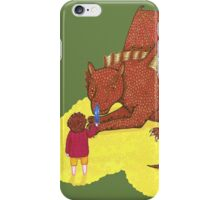 Fire and Sting iPhone Case/Skin