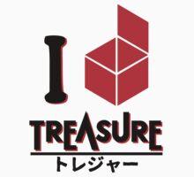 I love Treasure by martina1982