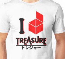 I love Treasure Unisex T-Shirt